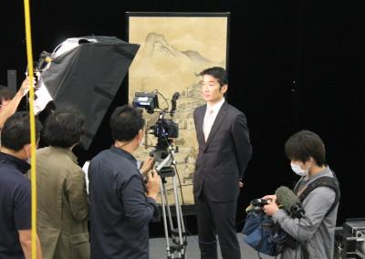 企業記者会見 -Press Conference-