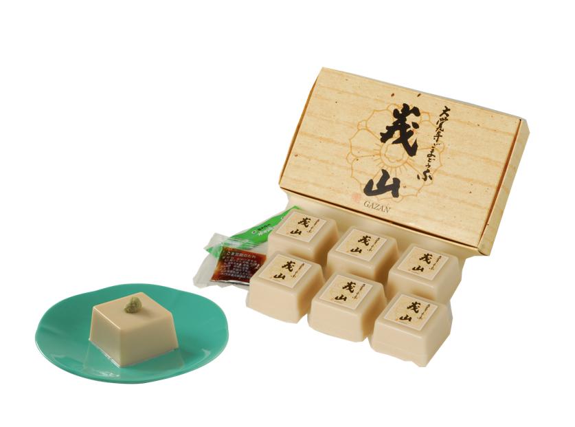胡麻豆腐 峩山