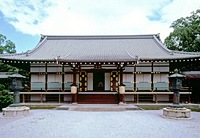 Mie-do Hall (Front hall of Shingyo-den)_1