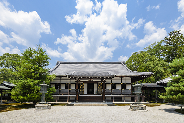 Front hall of Shingyo-den (Mie-do Hall)_1