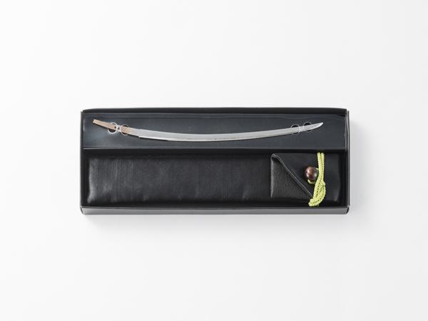 ペーパーナイフ-薄緑-③